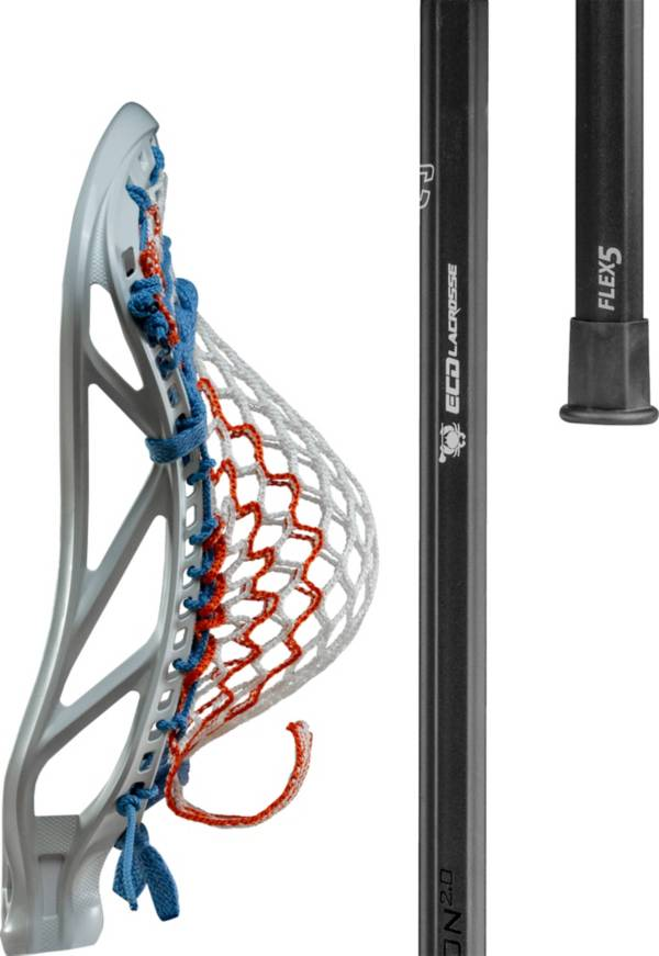 ECD Men's Mirage 2.0 Elite on Carbon Pro 2.0 Custom Complete Lacrosse Stick product image