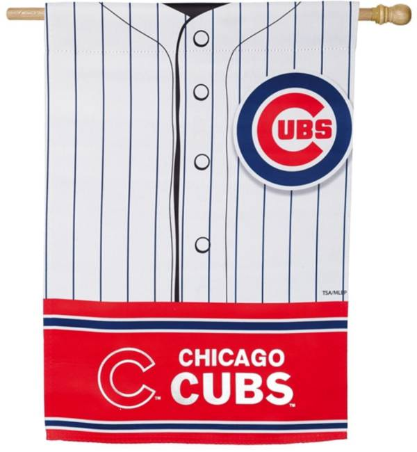 Evergreen Chicago Cubs Jersey House Flag product image