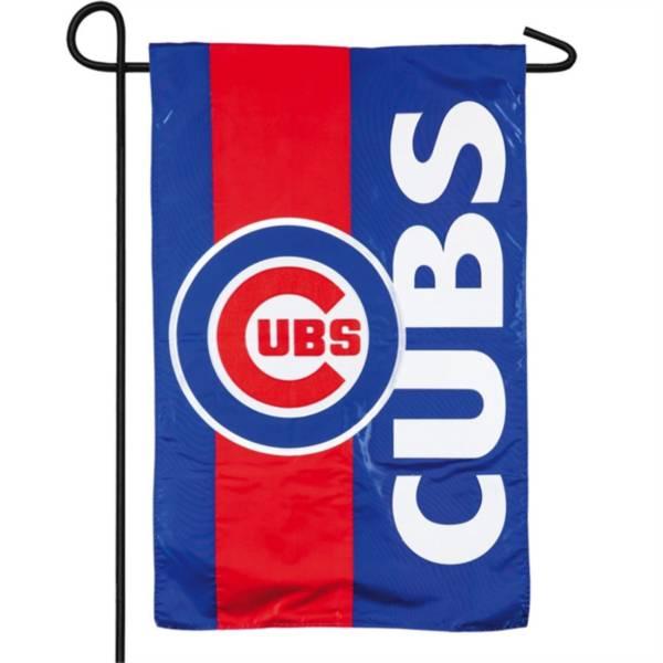 Evergreen Chicago Cubs Embellish Garden Flag product image