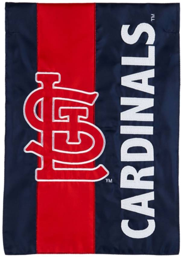 Evergreen St. Louis Cardinals Embellish Garden Flag product image