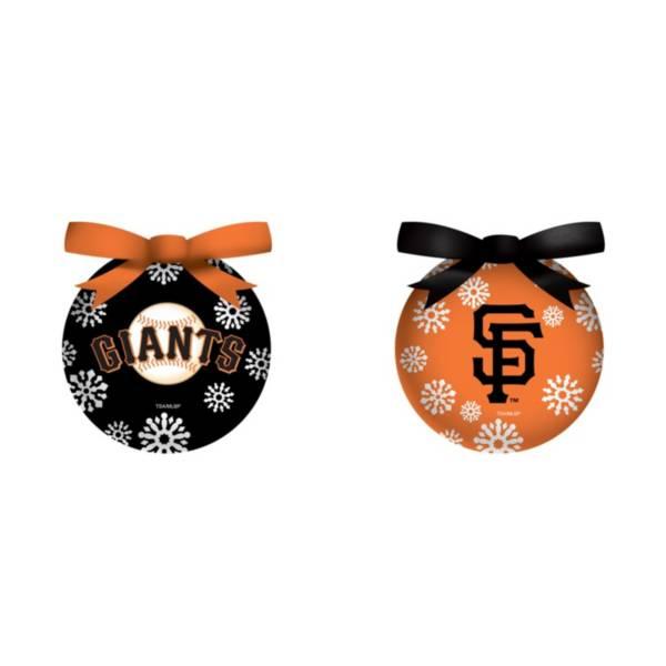 Evergreen Enterprises San Francisco Giants LED Ornament Set product image