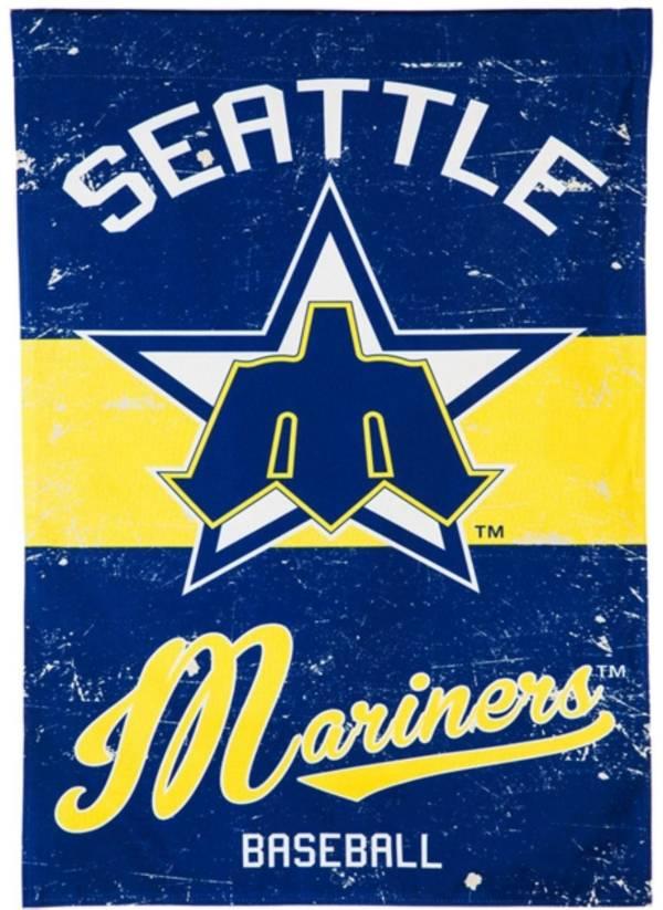 Evergreen Seattle Mariners Vintage House Flag product image