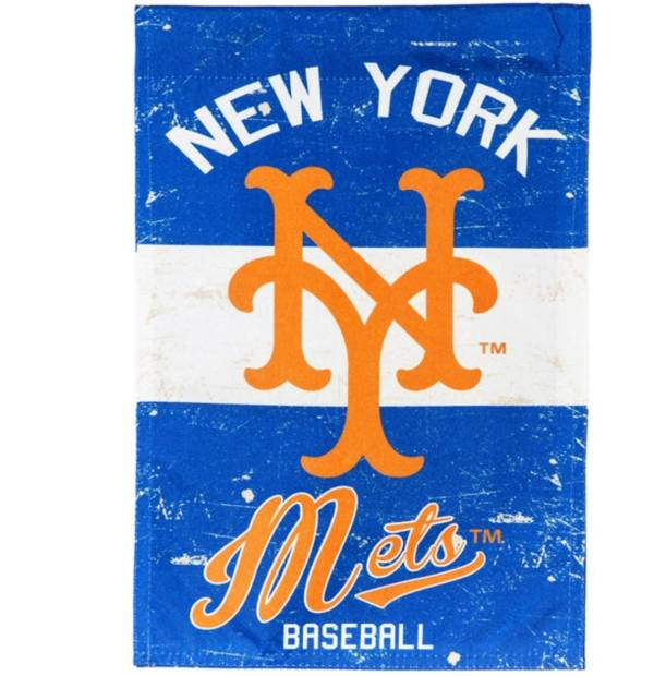 Evergreen New York Mets Vintage House Flag product image