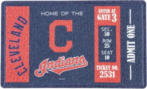 Evergreen Cleveland Indians Turf Mat product image