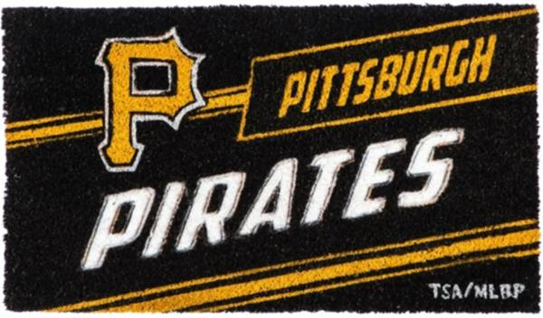 Evergreen Pittsburgh Pirates Coir Punch Mat product image