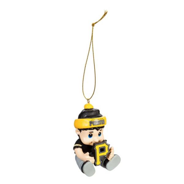 Evergreen Enterprises Pittsburgh Pirates New Lil Fan Ornament product image