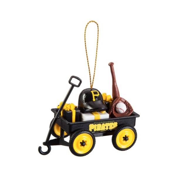 Evergreen Enterprises Pittsburgh Pirates Team Wagon Ornament product image
