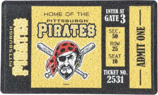 Evergreen Pittsburgh Pirates Turf Mat product image