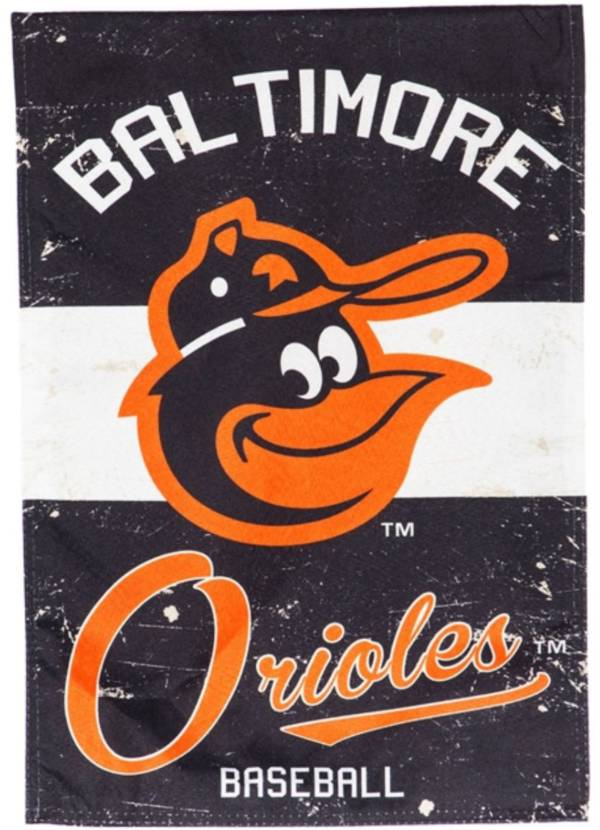 Evergreen Baltimore Orioles Vintage House Flag product image
