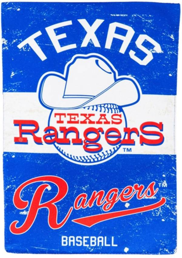 Evergreen Texas Rangers Vintage House Flag product image
