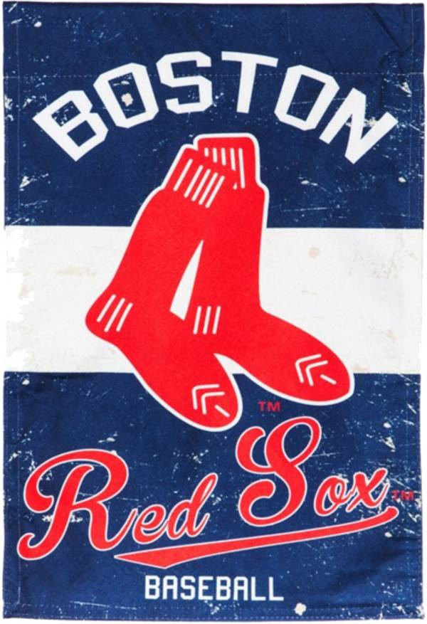 Evergreen Boston Red Sox Vintage Garden Flag product image