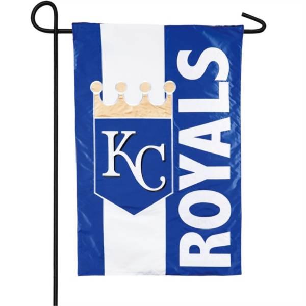 Evergreen Kansas City Royals Embellish Garden Flag product image