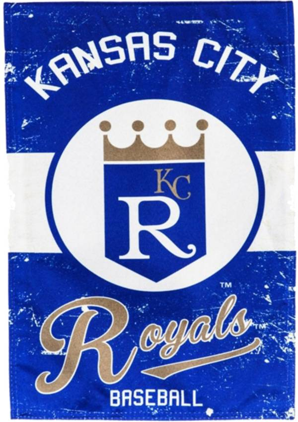 Evergreen Kansas City Royals Vintage Garden Flag product image