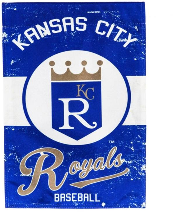 Evergreen Kansas City Royals Vintage House Flag product image