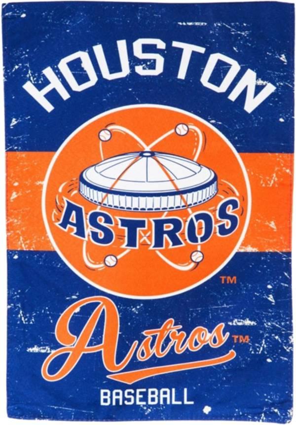 Evergreen Houston Astros Vintage Garden Flag product image