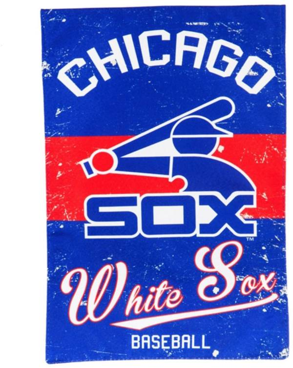 Evergreen Chicago White Sox Vintage House Flag product image