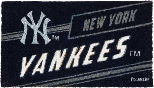 Evergreen New York Yankees Coir Punch Mat product image