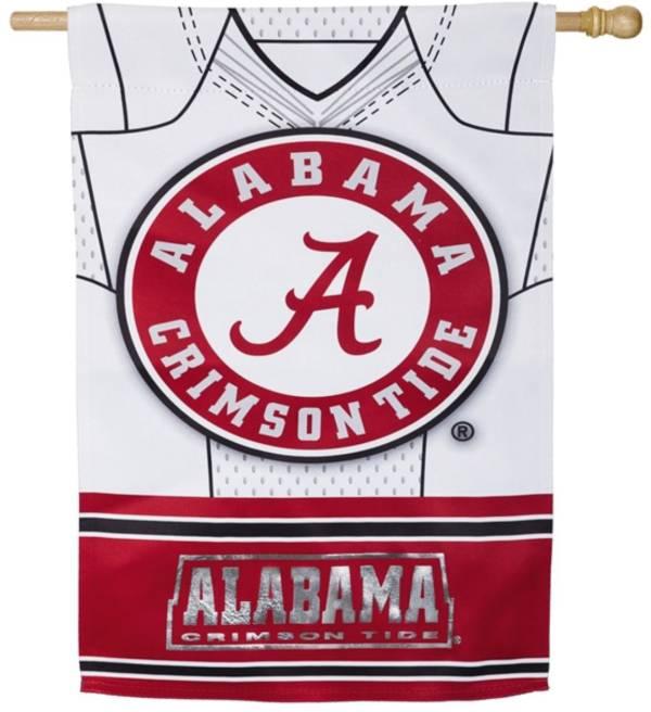 Evergreen Alabama Crimson Tide Jersey House Flag product image