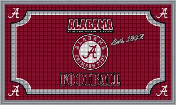 Evergreen Alabama Crimson Tide Embossed Door Mat product image