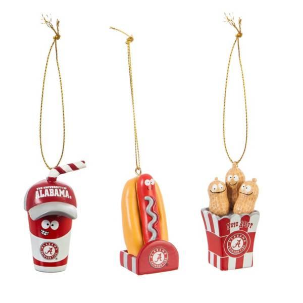 Evergreen Enterprises Alabama Crimson Tide Snack Pack Ornament product image
