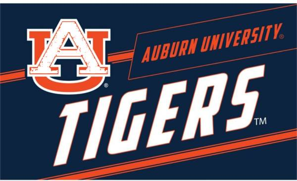 Evergreen Auburn Tigers Coir Punch Mat product image