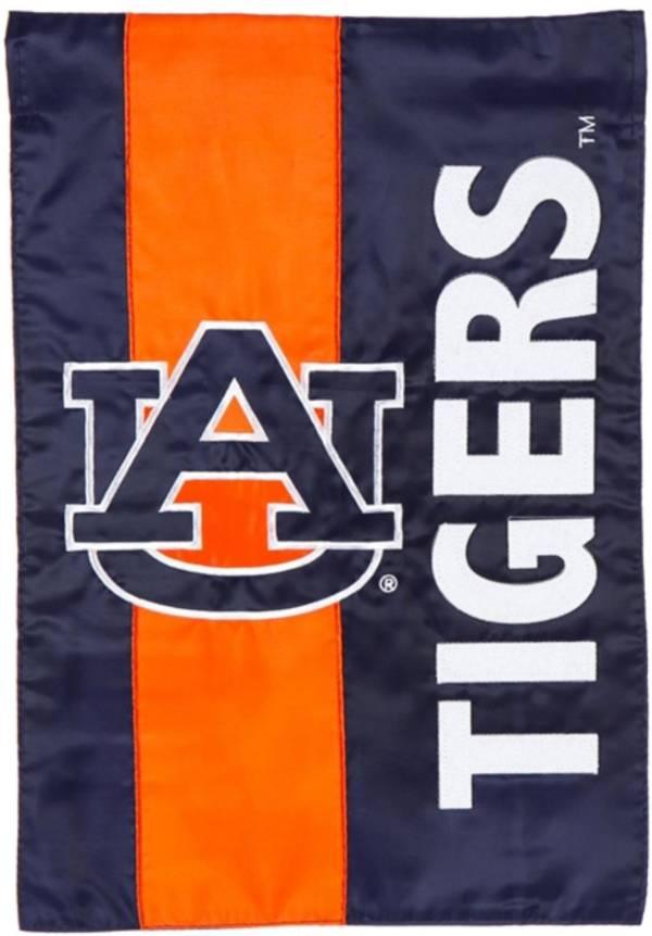 Evergreen Auburn Tigers Embellish Garden Flag product image