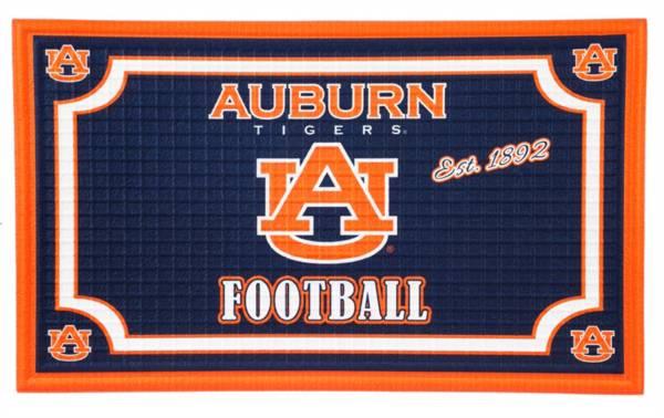Evergreen Auburn Tigers Embossed Door Mat product image
