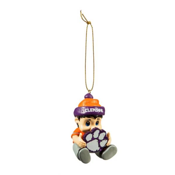 Evergreen Enterprises Clemson Tigers New Lil Fan Ornament product image
