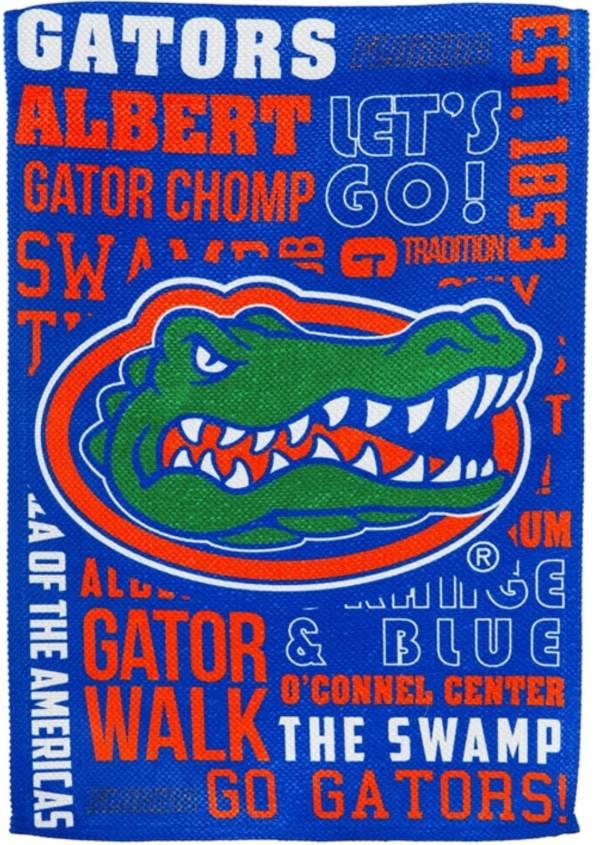 Evergreen Florida Gators Fan Rule House Flag product image