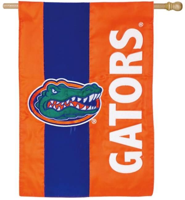 Evergreen Florida Gators Embellish House Flag product image