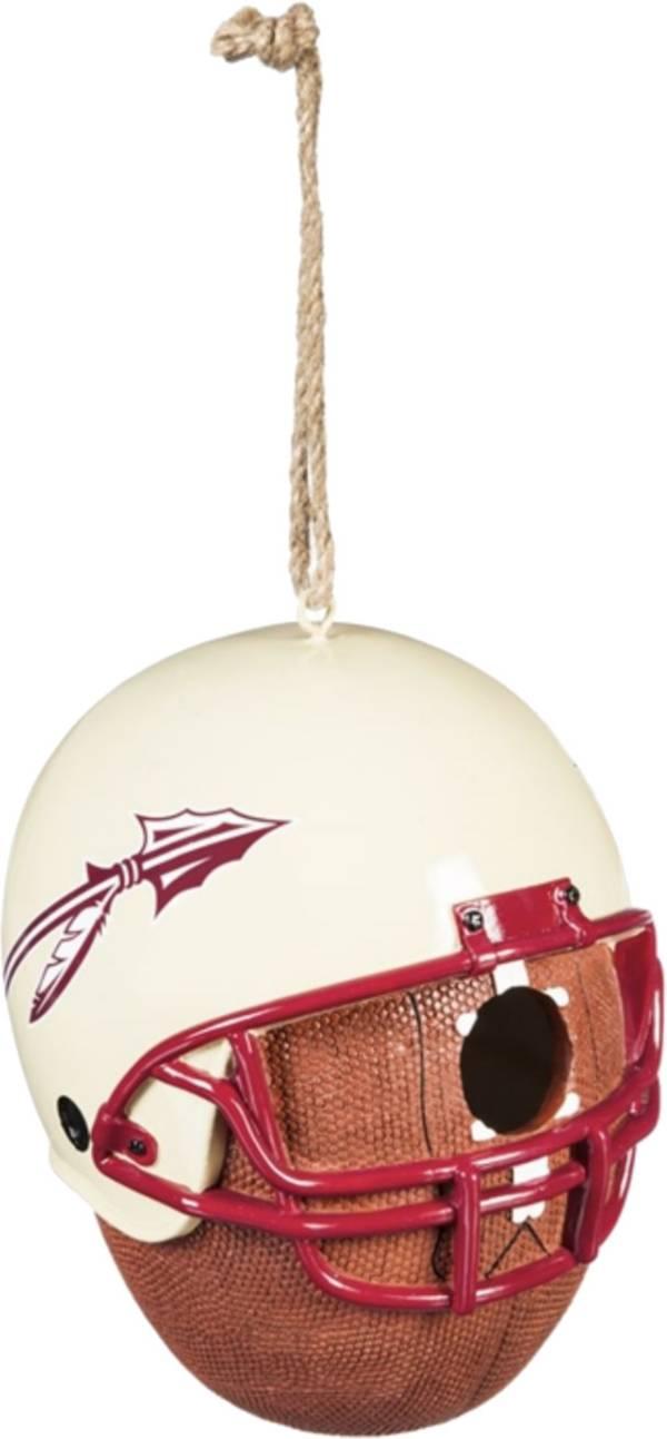 Evergreen Florida State Seminoles Helmet Birdhouse product image