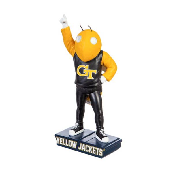 Evergreen Georgia Tech Yellow Jackets Mascot Statue product image