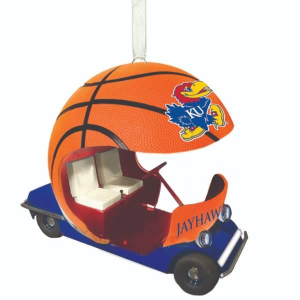 Evergreen Enterprises Kansas Jayhawks Field Car Ornament product image