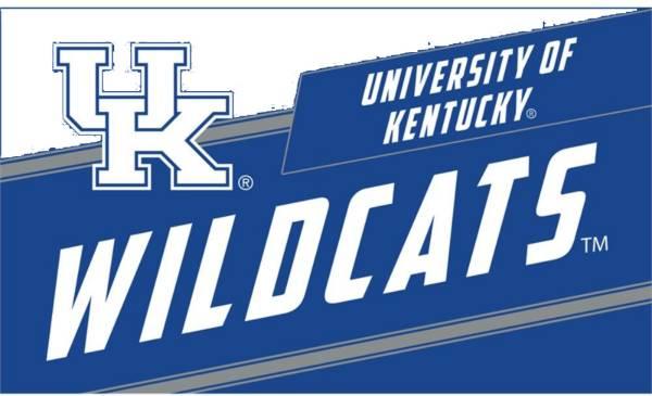 Evergreen Kentucky Wildcats Coir Punch Mat product image