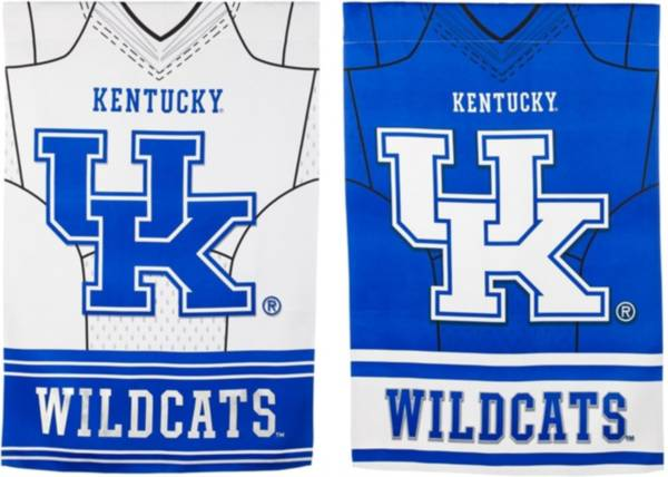 Evergreen Kentucky Wildcats Jersey House Flag product image