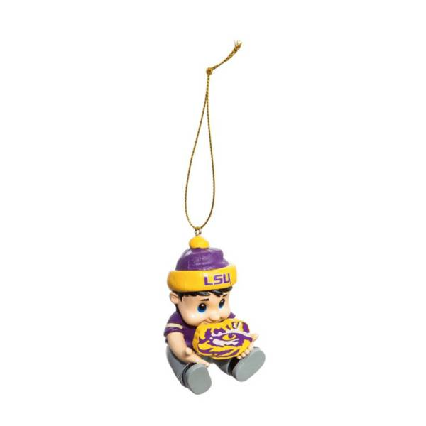 Evergreen Enterprises LSU Tigers New Lil Fan Ornament product image