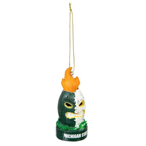 Evergreen Enterprises Michigan State Spartans Lit Ball Ornament product image