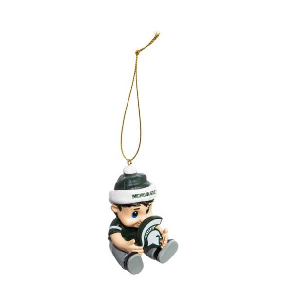 Evergreen Enterprises Michigan State Spartans New Lil Fan Ornament product image