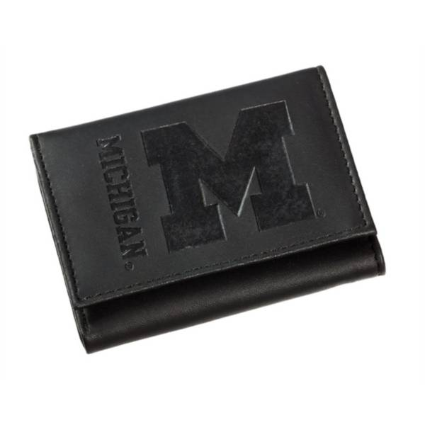 Evergreen Michigan Wolverines Tri-Fold Wallet product image