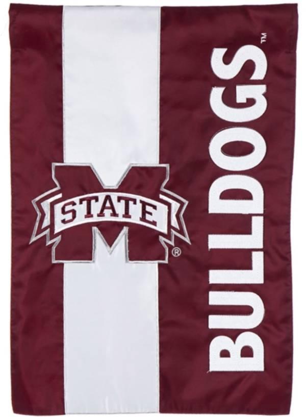 Evergreen Mississippi State Bulldogs Embellish Garden Flag product image