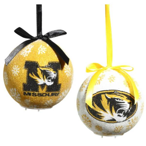 Evergreen Enterprises Missouri Tigers LED Ornament Set product image