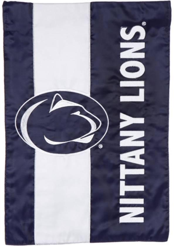 Evergreen Penn State Nittany Lions Embellish Garden Flag product image