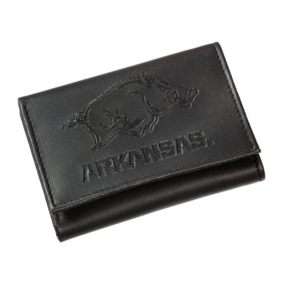 Evergreen Arkansas Razorbacks Tri-Fold Wallet product image