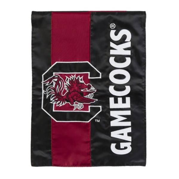 Evergreen South Carolina Gamecocks Embellish House Flag product image