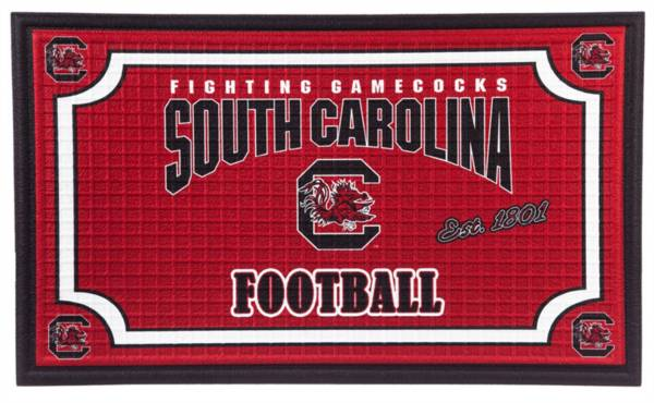 Evergreen South Carolina Gamecocks Embossed Door Mat product image