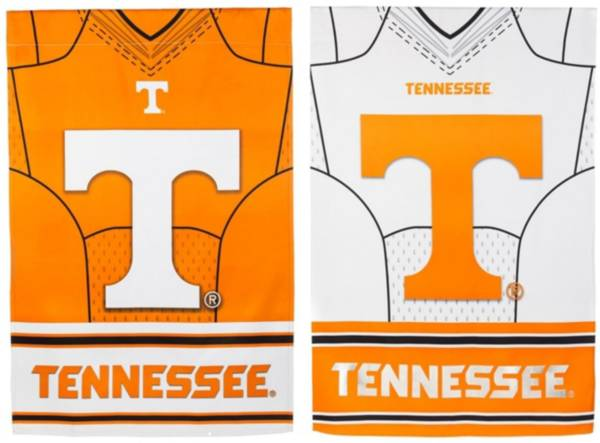 Evergreen Tennessee Volunteers Jersey House Flag product image