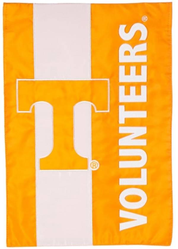 Evergreen Tennessee Volunteers Embellish Garden Flag product image