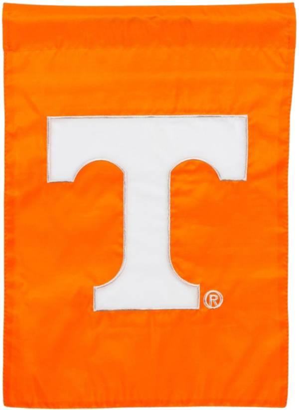 Evergreen Tennessee Volunteers Applique Garden Flag product image