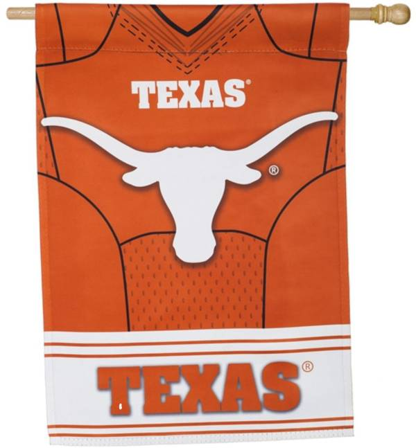 Evergreen Texas Longhorns Jersey House Flag product image