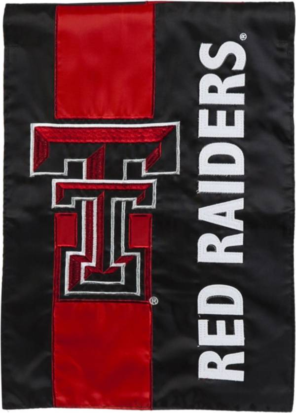 Evergreen Texas Tech Red Raiders Embellish Garden Flag product image